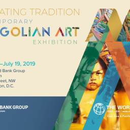 Innovating Tradition: A Contemporary Mongolian Art Biennial Exhibition, World Bank Group Art Program, Washington DC
